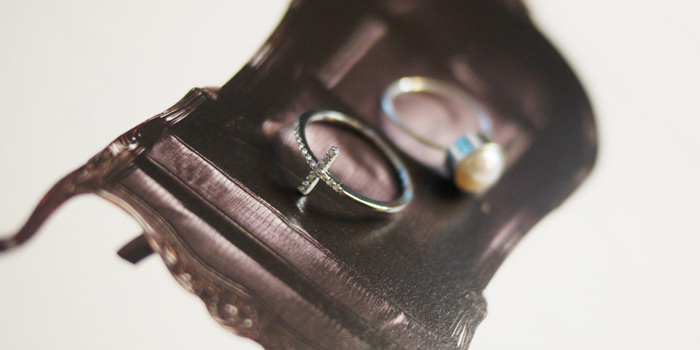 Cubic Cross Ring [단독주문]